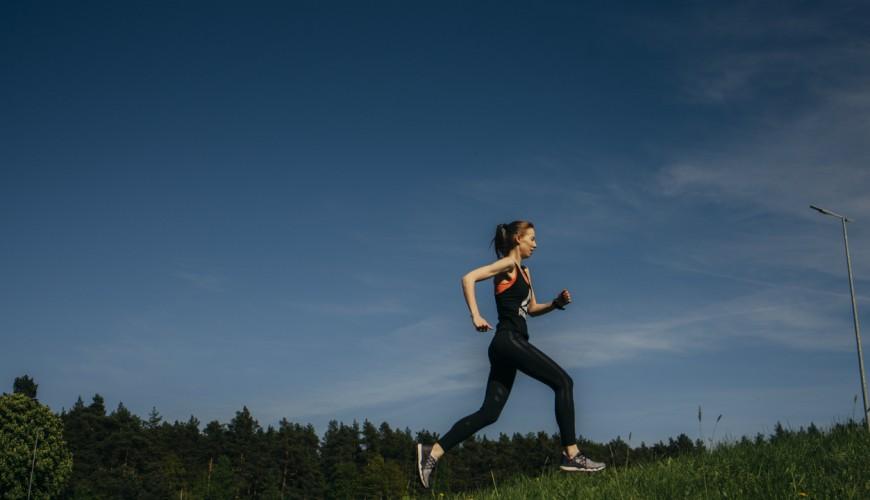 wybieganie, trenerka bieganie, regeneracja, trener