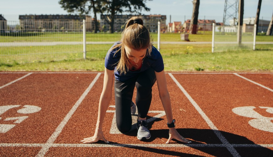 start w zawodach, jak zacząć, trenerka-biegania, trener,