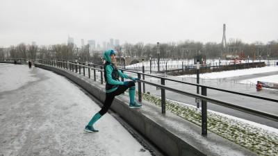 Jak się ubrać zimą - Trenerka biegania
