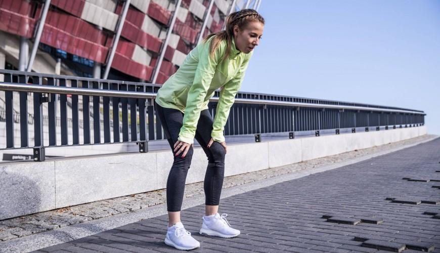 Regeneracja po treningu biegowym