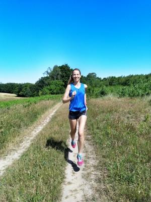 trenerka-biegania trening szybkości