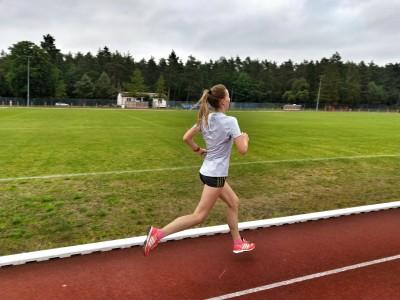 trenerka-biegania sprawdzian na 1000m