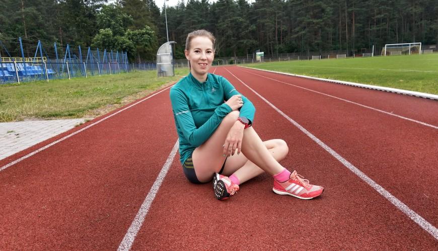 trenerka-biegania biegowe podsumowanie miesiąca