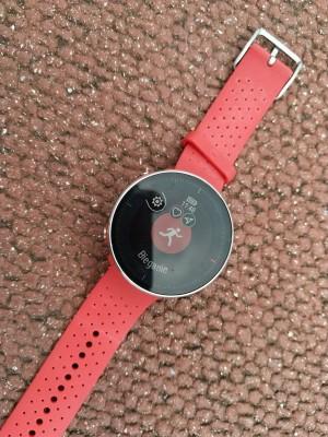 trenerka biegania, recenzja zegarka polar Vantage M