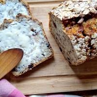 przepis chleb na zakwasie - trenerka biegania