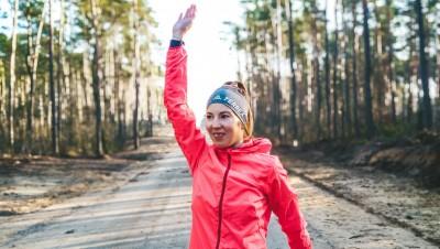 koronawirus, motywacja, trenerka biegania